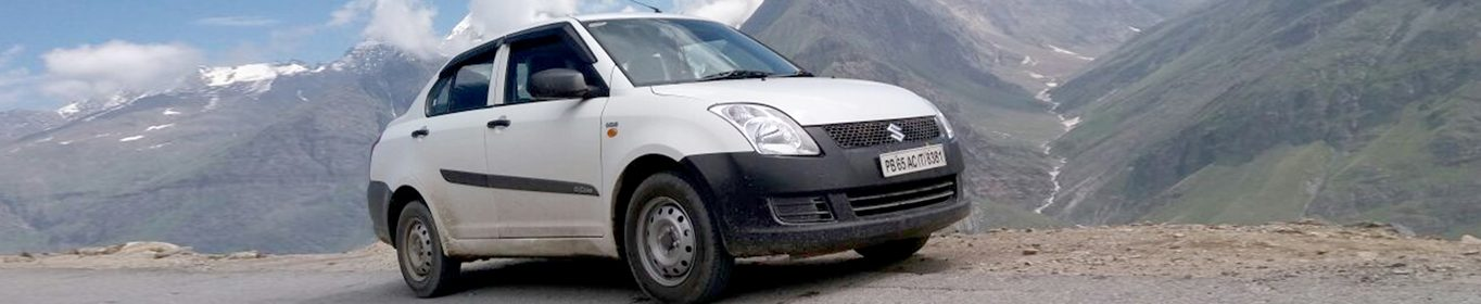 hire taxi in Kharar